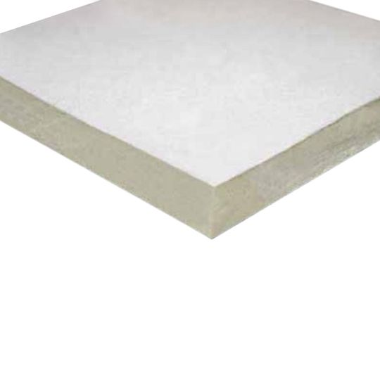 "1/2"" x 4' x 8' SecurShield HD 100 psi Polyiso Insulation"