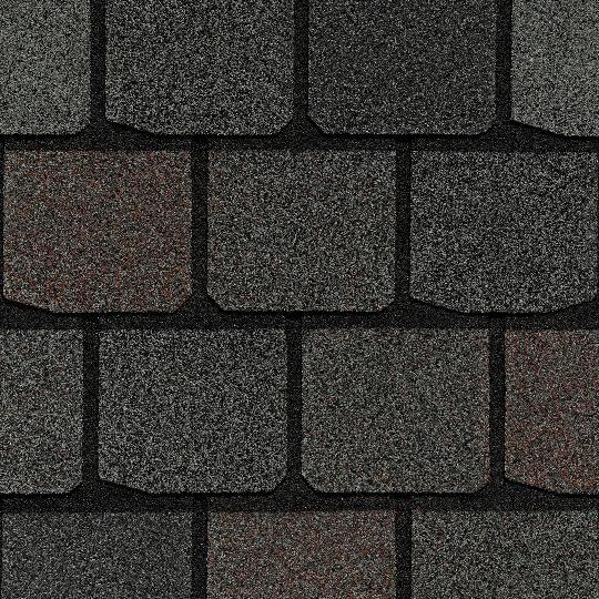 Highland Slate® Impact Resistant Shingles