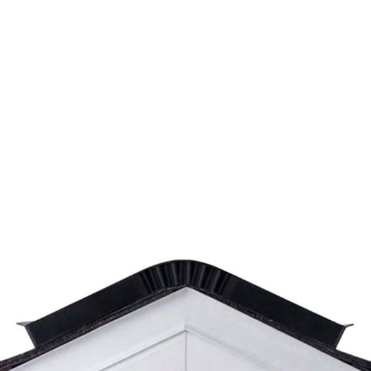 VS4W 4' VentSure® Heat and Moisture Ridge Vent Strip with Weather Protector Moisture Barrier