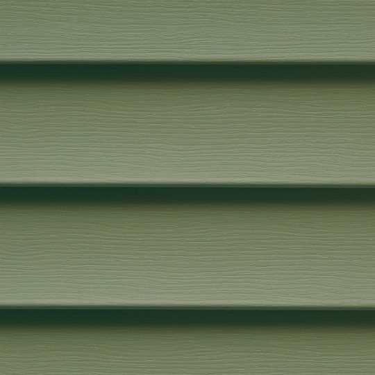 "MainStreet™ Double 4"" Clapboard Vinyl Siding - Woodgrain Finish"