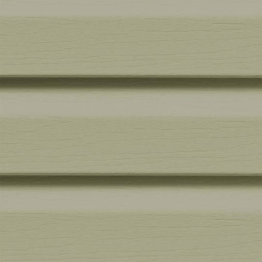 "Encore™ Double 4-1/2"" Dutchlap Vinyl Siding - Woodgrain Finish"