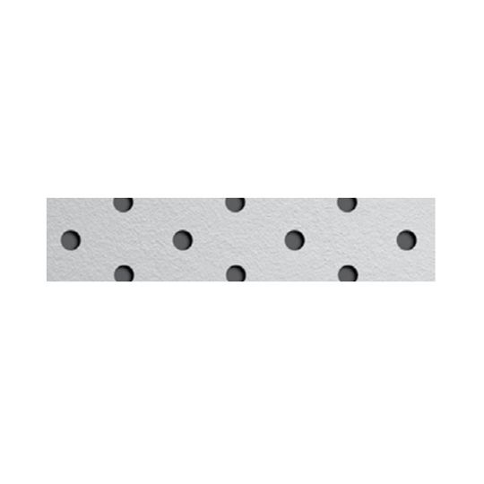 """1/4"""" x 12"""" Vented Soffit Smooth"""