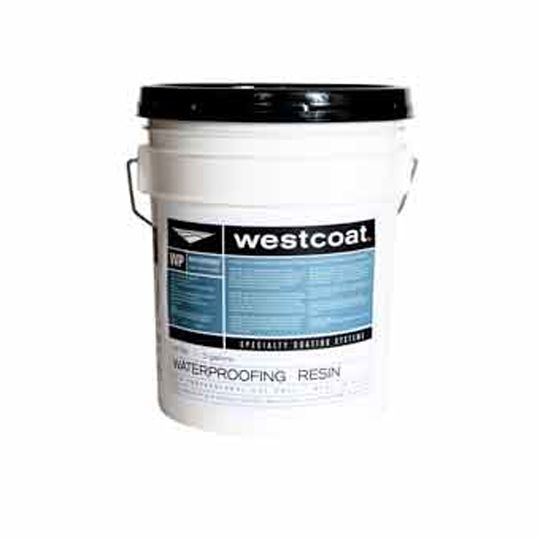 WP-90 Waterproofing Resin - 5 Gallon Pail
