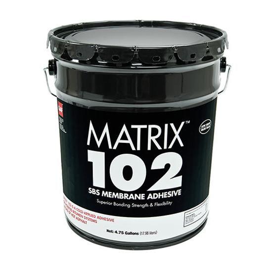 Matrix™ 102 SBS Membrane Adhesive