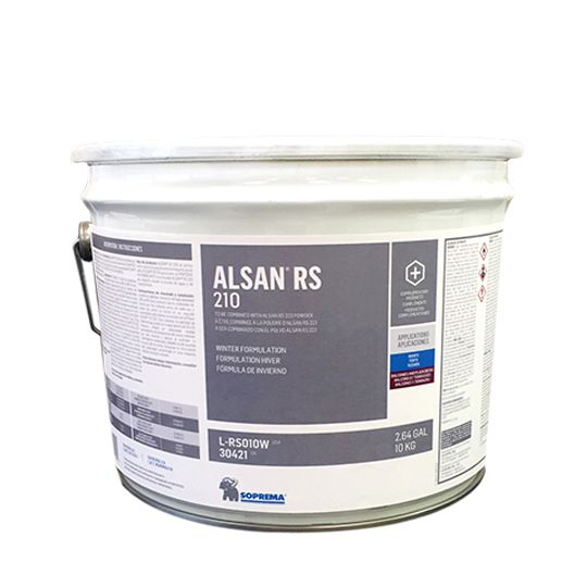 ALSAN® RS 210 - 2.5 Gallon Pail