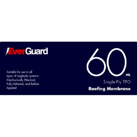 EverGuard® TPO Smooth Membranes