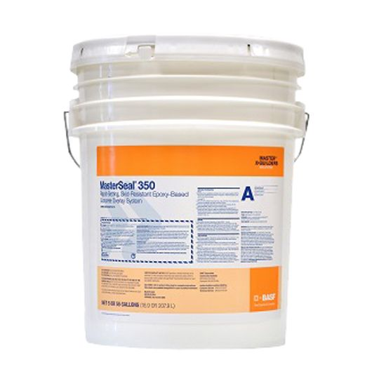 MasterSeal® 350 Concrete Overlay System Kit - Part A - 5 Gallon Pail