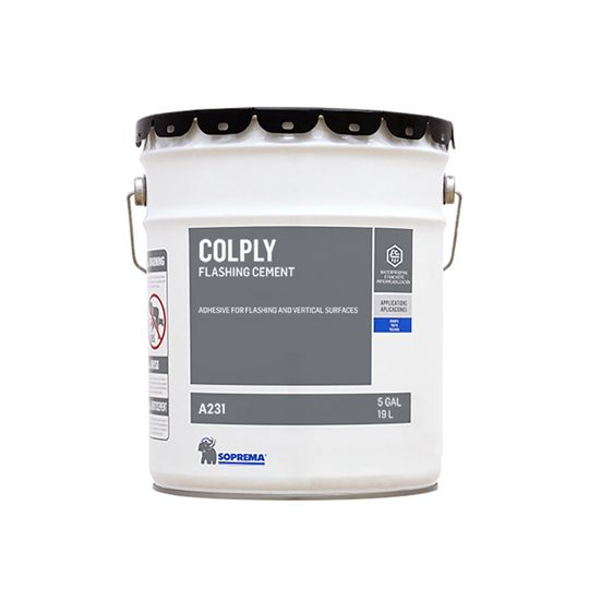 COLPLY® Flashing Adhesive - 5 Gallon Pail