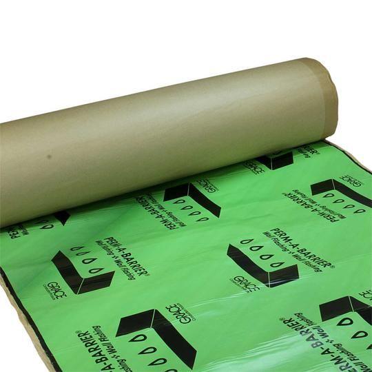 3' x 75' Perm-A-Barrier® Low Temperature Aluminum Wall Membrane