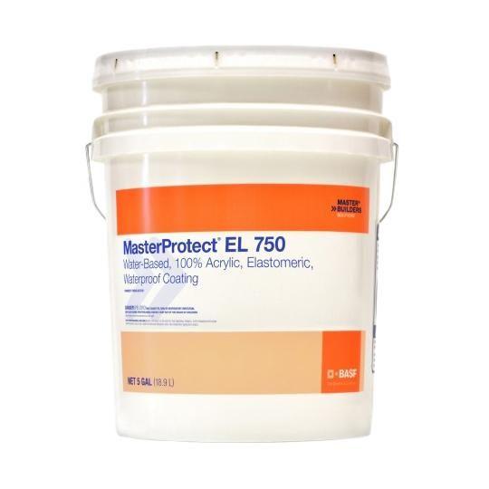 MasterProtect® EL 750 Waterproof Coating - Neutral Tint Base