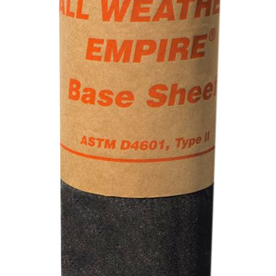 All Weather/Empire Base Sheet - 2 SQ. Roll
