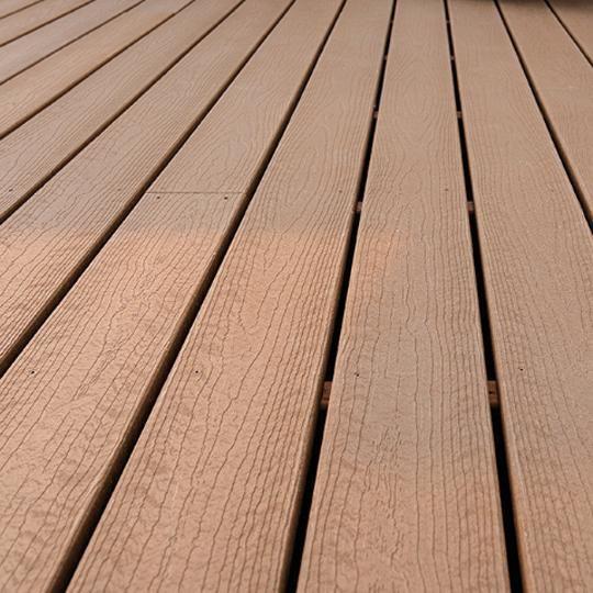 """1"""" x 6"""" x 16' EverGrain® Square Edge Composite Deck Board"""