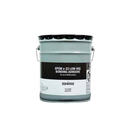 EPDM x-23 Low-VOC Bonding Adhesive - 5 Gallon Pail