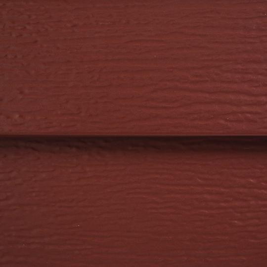 """10"""" x 10' TruCedar® Classic PVC Board & Batten Steel Siding"""