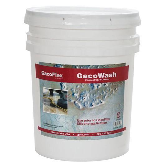 GacoFlex® GacoWash Concentrated Cleaner - 5 Gallon Pail