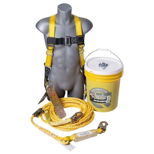 Bucket of Safe-Tie Kit