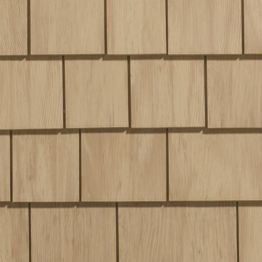 "Cedar Impressions® Individual 5"" Sawmill Polymer Shingle Siding - 25 Sq. Ft. Carton"