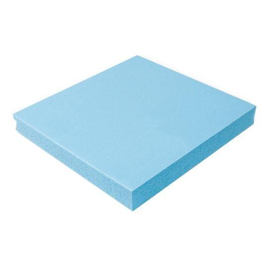 "3"" x 4' x 8' Styrofoam™ Square Edge 25 PSI Insulation"