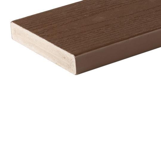 "1"" x 6"" x 16' Harvest Collection Square Edge Deck Board"