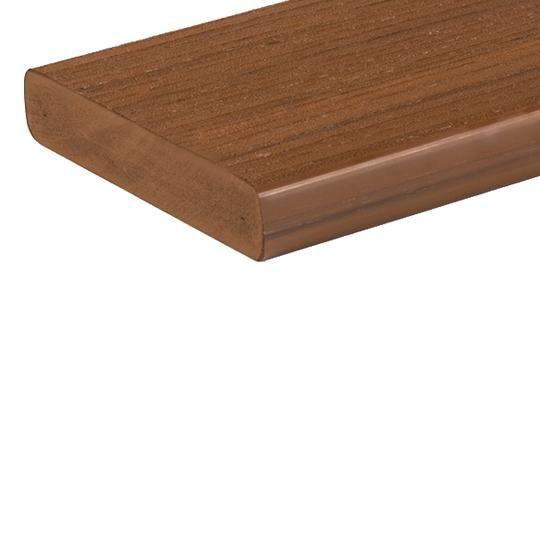 """1"""" x 6"""" x 20' Arbor Collection Square Edge Deck Board"""