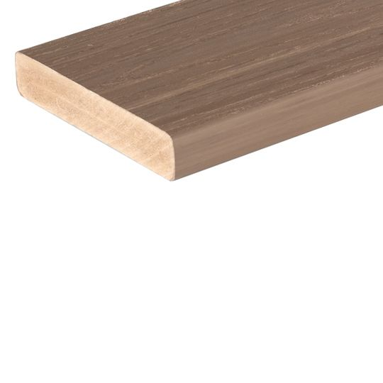 "1"" x 6"" x 16' Harvest Collection Square Edge Deck Board"