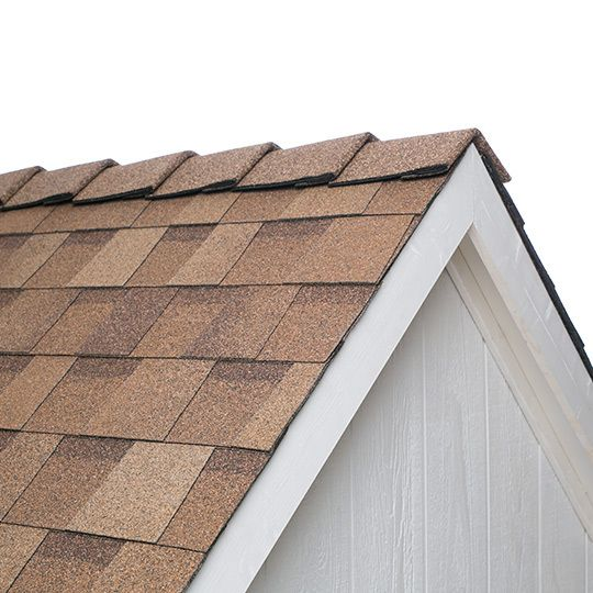 Pro-Cut® High Profile Hip & Ridge Shingles with Scotchgard™ Protector