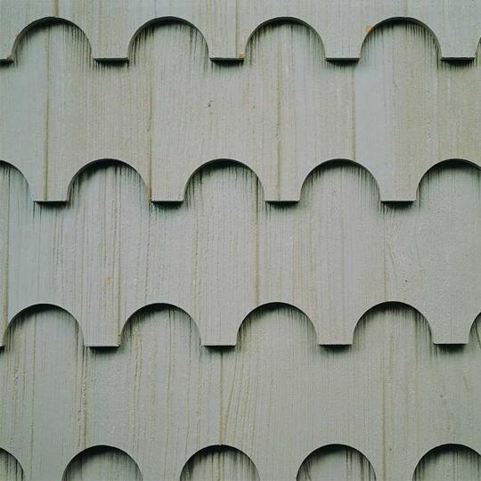 "1/2"" x 9-1/2"" x 8' TruWood® Designer Shake® Craftsmen Staggered Lap Siding"
