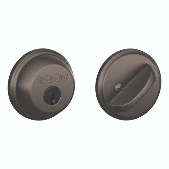 B60N Single Cylinder Deadbolt