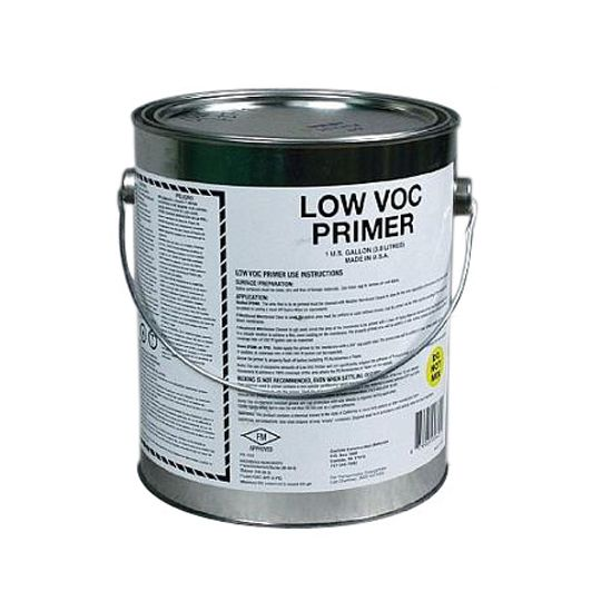Low-VOC EPDM and TPO Primer