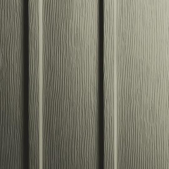 """10"""" Board & Batten Steel Siding - Woodgrain"""