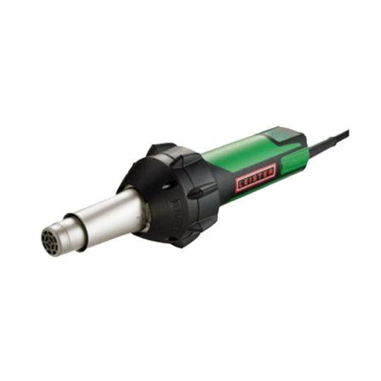 Leister 120V Triac AT Gun with 40 mm Nozzle & Hard Case