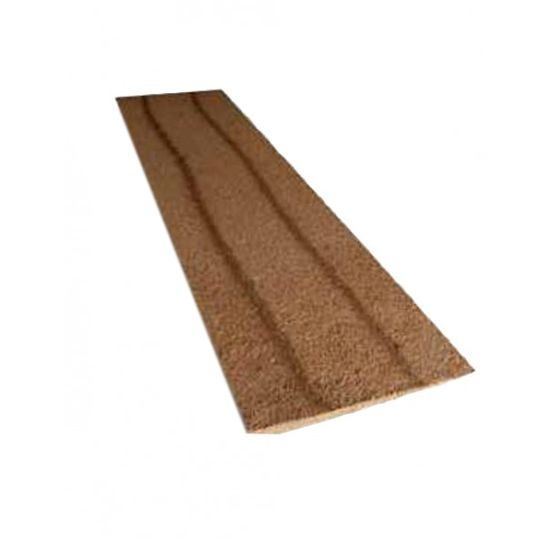 """0 to 1/2"""" x 6"""" Woodfiber HD Tapered Edge - 120 Lin. Ft. Bundle"""