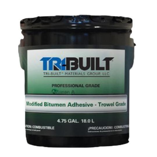 A/F Modified Bitumen Adhesive Trowel Winter Grade - 5 Gallon Pail
