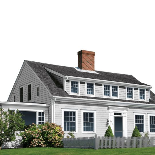 "Portsmouth™ Double 7"" Cedar Shingle"