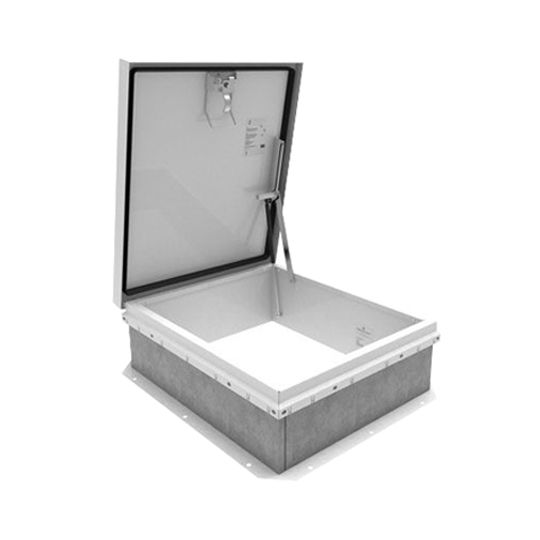 "48"" x 48"" Galvanized Roof Hatch - HC Zone"