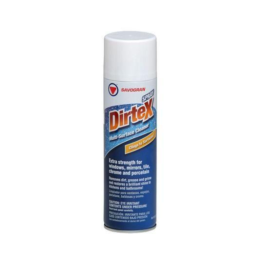Dirtex® Spray & Pump Cleaner - 18 Oz. Aerosol Can