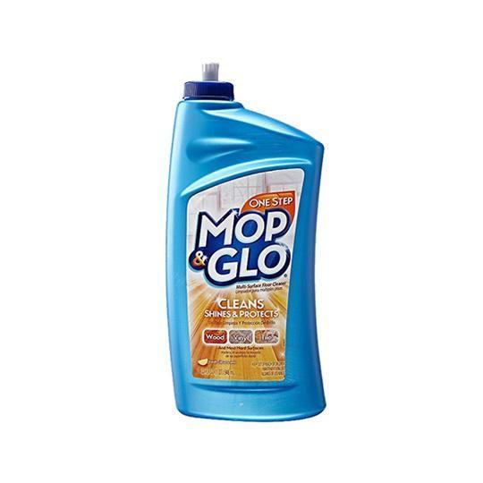 Mop & Glo® Floor Wax - 32 Oz. Bottle
