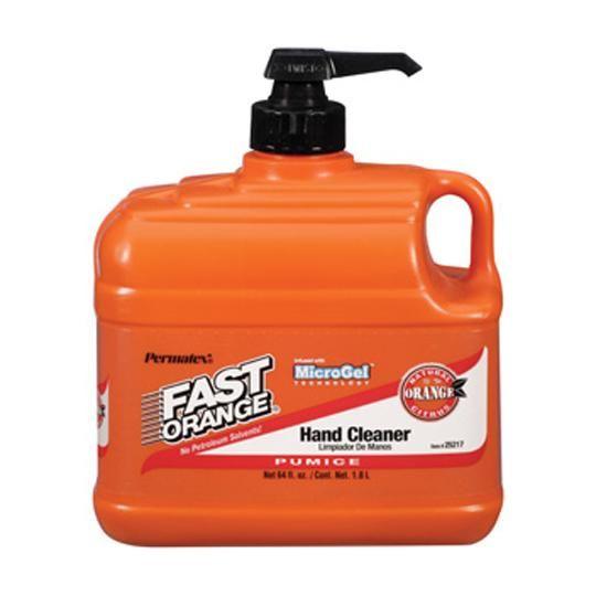 Fast Orange® Fine Pumice Lotion Hand Cleaner - 64 Oz.