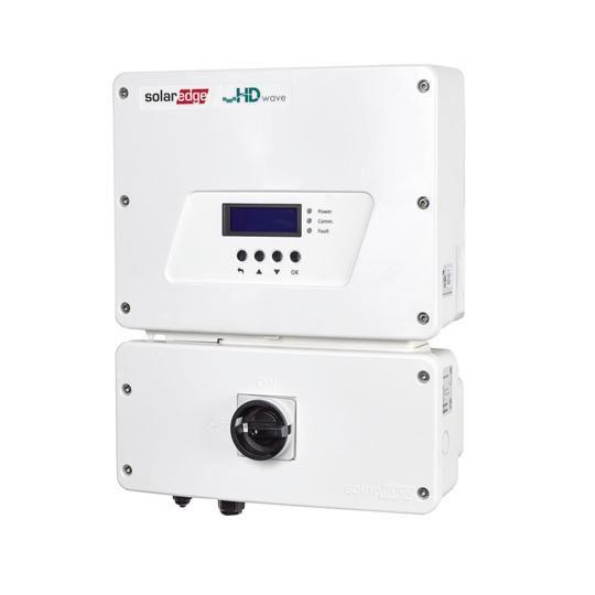 6 Kilowatt Single Phase Inverter with HD-Wave Technology & RGM