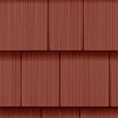 Vinyl Cedar Perfection Shingle Beige