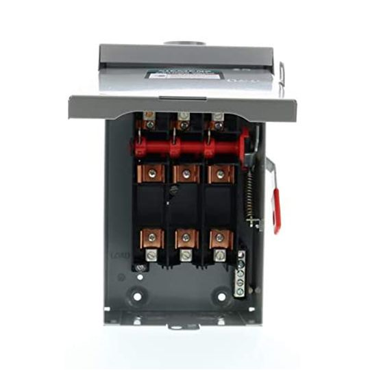 General Duty Fused Safety Switch - 30 Amp