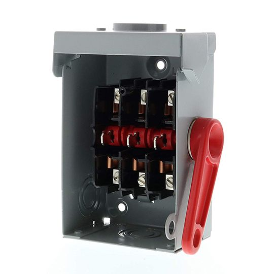 General Duty Non-Fused Safety Switch - 30 Amp