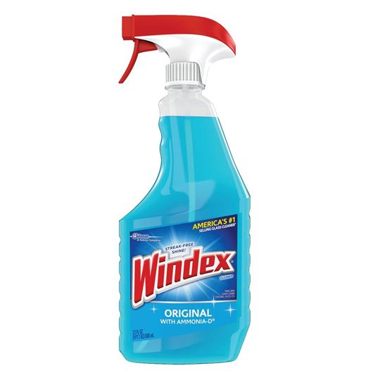 Windex® Glass Cleaner with Ammonia-D® - 26 Oz.