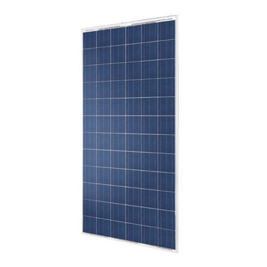 50 mm 305 Watt TI-Series 72-Cell Poly-Crystalline Type Solar Module with Silver Frame