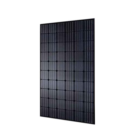 35 mm 290 Watt RG Black-Series 60-Cell Mono-Crystalline Type Solar Module with All Black Frame