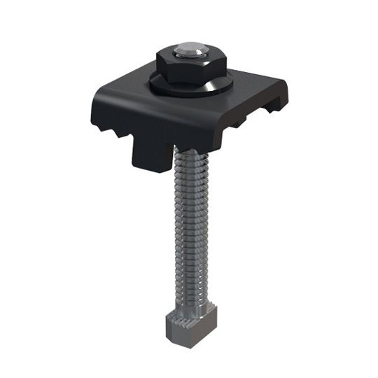 """2.50"""" Grounding Mid Clamps Kit"""