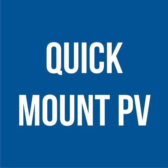 "1.5"" x 7"" x 6.38"" Aluminum Quick Hook Side Mount"