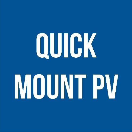 Aluminum L-Mount® Series Single Slot