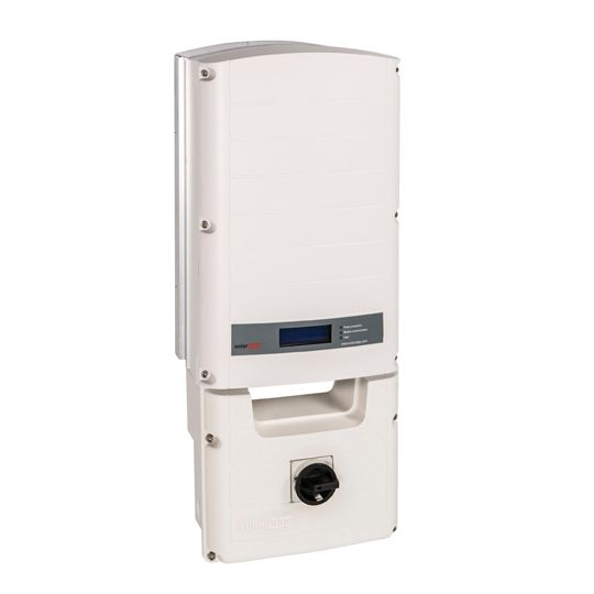 14.4 Kilowatt Three Phase Inverter for 208-Volt Grid