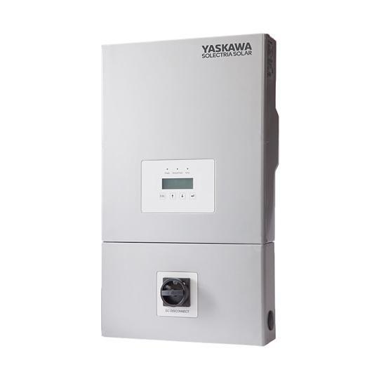 600VDC 208/240VAC 1-PH Transformerless String Inverter